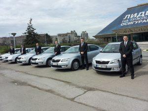 Škoda Fabia rent a car Beograd
