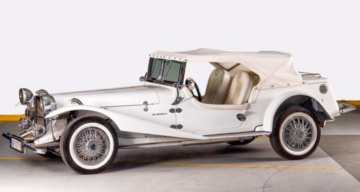 prevoz putnika oldtajmer La contesa bela replika jaguar ss 100 1936
