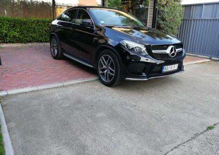 Beocontrol prevoz putnika Kikinda Mercedes GLE