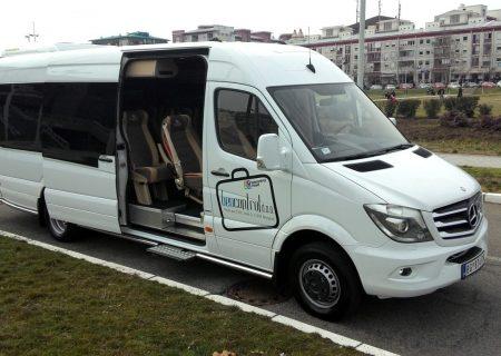 Beocontrol prevoz putnika Strumica Mercedes 519 CDi