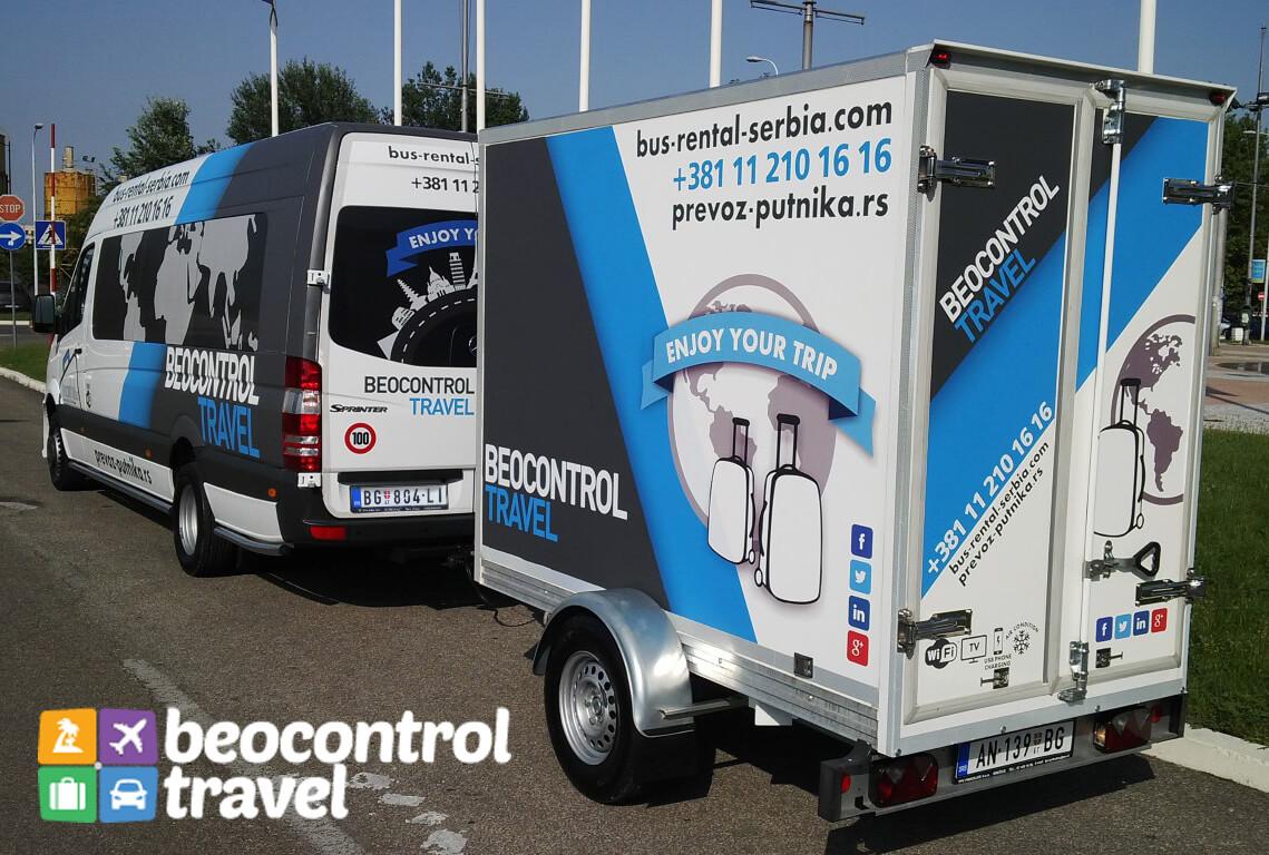 beocontrol travel prevoz putnika beograd srbija